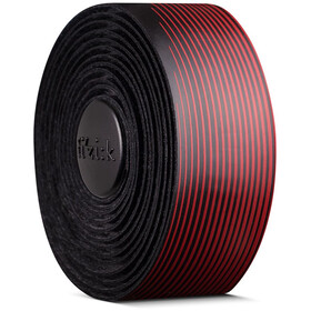 Fizik Vento Microtex Tacky Handlebar Tape 2mm, black/red